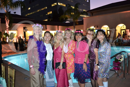 Kathleen Briley, Haley Kirk, Riley Mathies, Julie Nesbit, Melinda Gonzalez, Lisa Edwards and Jacqueline Kent