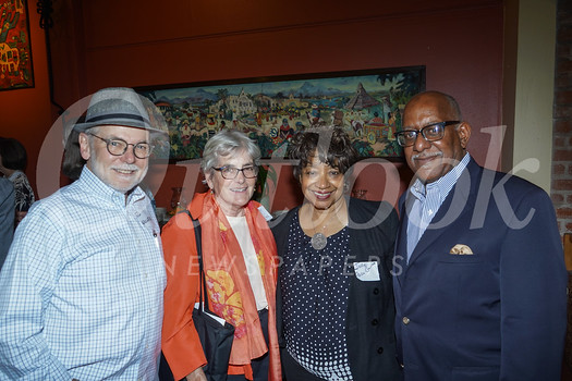 Ed Washatka, Kim Douglas, Jerri Price-Gaines and Allen Edson
