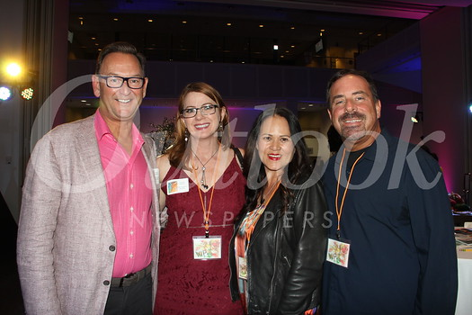 Jeffrey Johnson, Michelle Blemel, Lenora DeMars and Stephen Bulgarelli