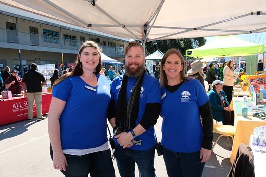 Pasadena Christian Preschool: Joy Matthews, Tim Gray and Kristen Perez