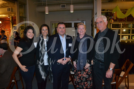 Board members Elsa Macias and Nurit Kotick, Executive Director Hector LaFarga, board member Julie Ward and Scott Ward.