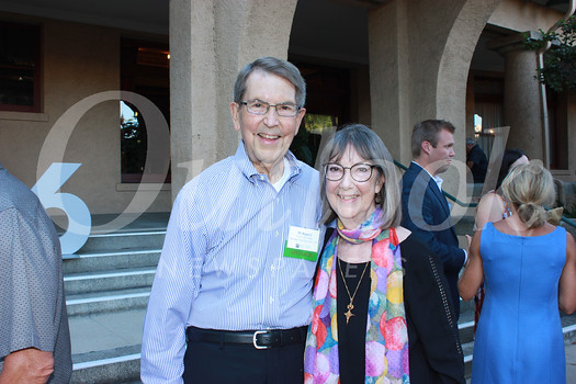 Bill Bogaard and Susan Mossman