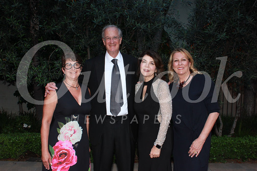 Elizabeth Hoxworth, Dr. Robert Pynoos, Debbie Manners and Rita Henderson