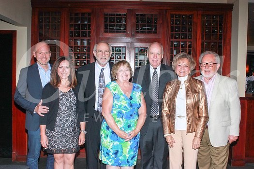 Jim and Lori Howe, David and Mary Sue Scheidler, Bill Podley and Joyce and Cliff Penner