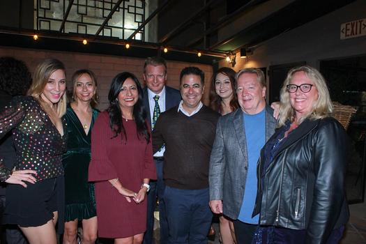 Becky Lythgoe, Christine Tarr, Julietta Perez, Kris Lythgoe, Robert Shahnazarian, Arline Zagarnaga, Darrell Brooke and Ann Demartini