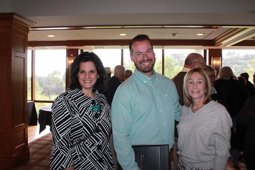 CEO Julie Bank, Jack Hagerman and Carol Kirby