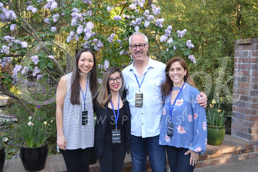 Sara Hirosaki, Claudia Witkop, Rob Levy and Patty Cabral of HomeStreet Bank