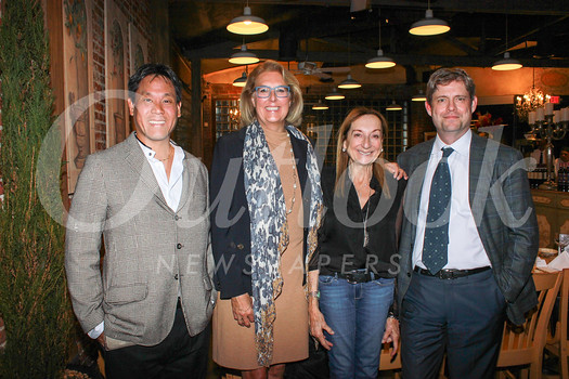 Roger Yang, Dr. Lori Morgan, Gale Kohl and Jim Shankwiler