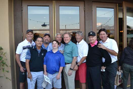 Steve Goodspeed, Daniel Verduzco, B.J. Gomez, Andrew Goodspeed, Lou Masucci, Al Plamann, Bob Phillips, Dick Goodspeed and David Humminson