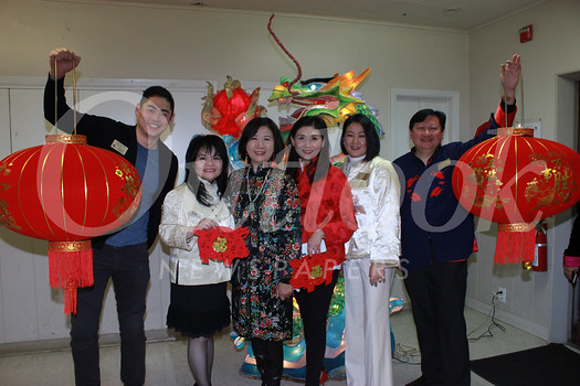 Young Chang, Chun-Yen Chen, Nancy Lee, Erica Chiang, Jennifer Wi and David Wang