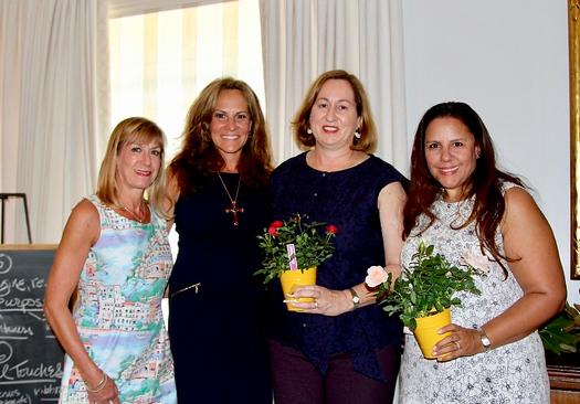 Maria De Jesu, Lori Cuccia, Patricia Thvedt and Stephanie Ginn
