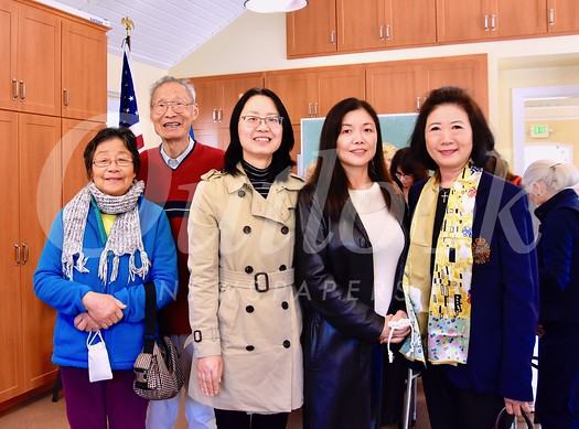 Shi Lan Jiang, Johnson Chiang, Ming Jiang, Ping Liu and Nancy Lee