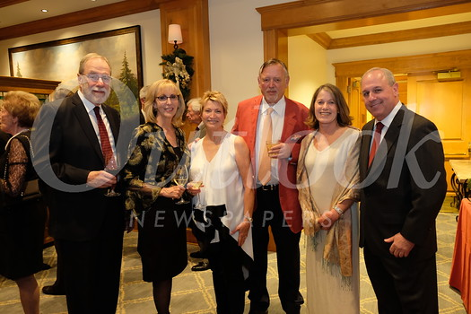 Tony Koerner, Norah Morley, Marlys and Tom Murray, Janette Moore and Mark Baratta